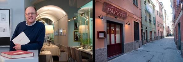 Prenotazione Ristorante Genova